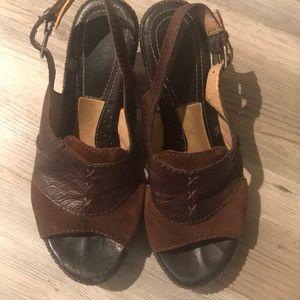 Naturalizer N5 Comfort Hold On Sandal, Brown